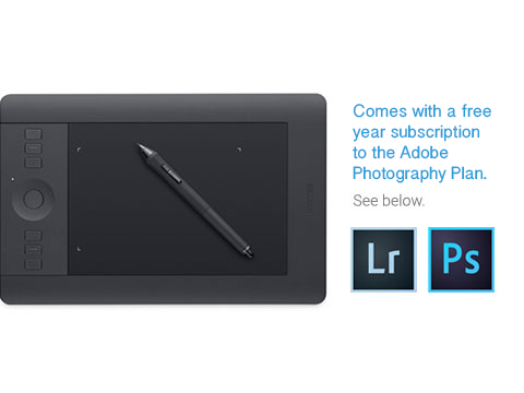 Wacom Refreshes Their Tablet Lineup With The Intuos And Intuos Pro