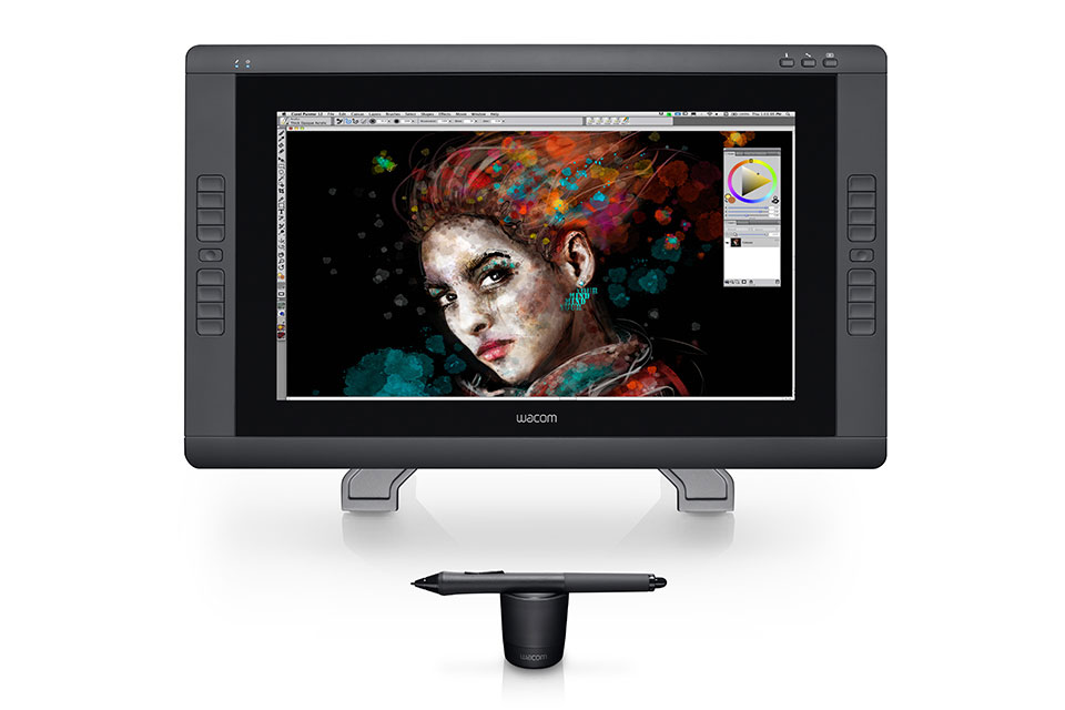 Cintiq 22HD touch, refurbished product
