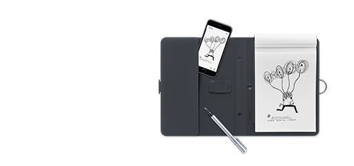 Explore the new Wacom Bamboo Spark