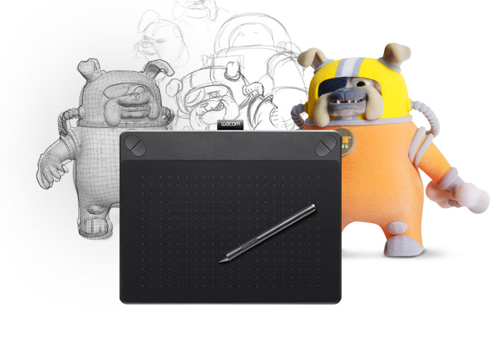 Shop Intuos 3D now