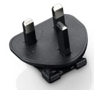 Cintiq 13HD/Companion Hybrid UK Adaptor Plug