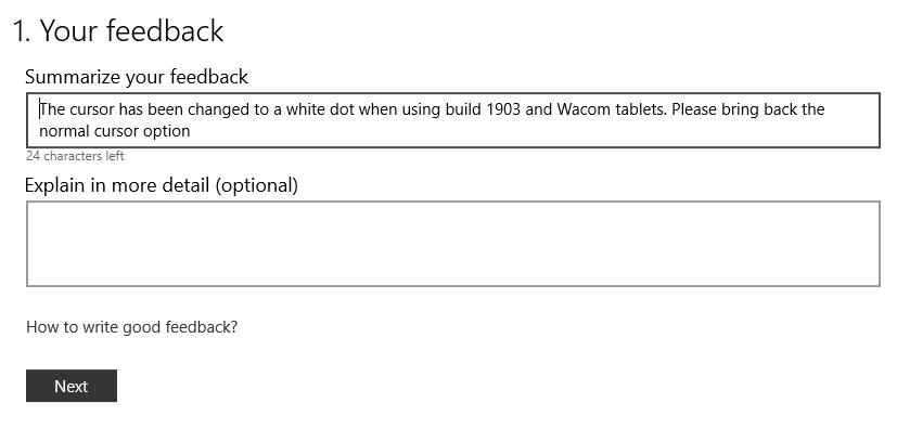 Wacom Customer Support | Wacom - Why is the cursor on